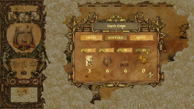 Fortune Winds: Ancient Trader Screenshot 4