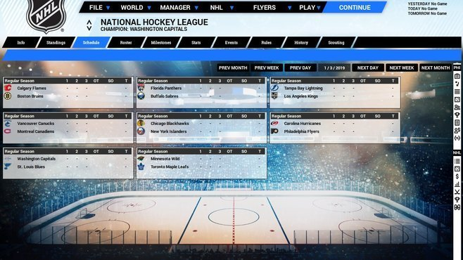Franchise Hockey Manager 5 Screenshot 2