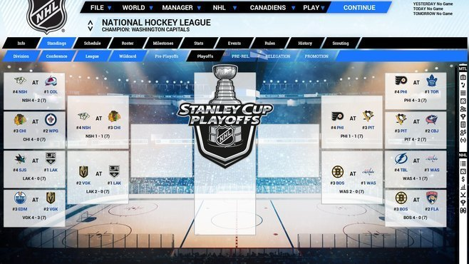 Franchise Hockey Manager 5 Screenshot 5