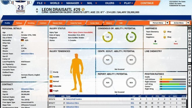 Franchise Hockey Manager 5 Screenshot 12