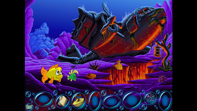 Freddi Fish 3: The Case of the Stolen Conch Shell Screenshot 4