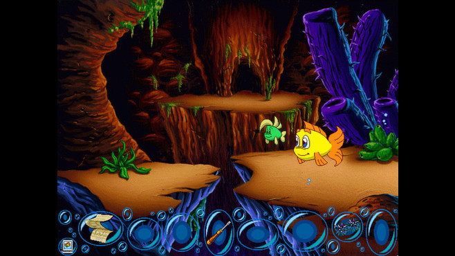Freddi Fish 4: The Case of the Hogfish Rustlers of Briny Gulch Screenshot 6