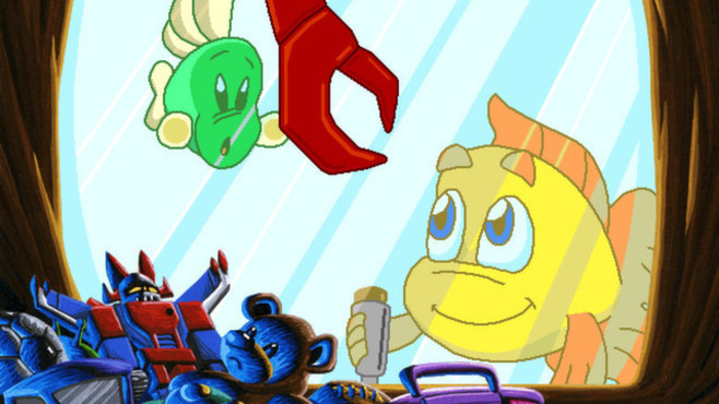 Freddi Fish Complete Pack Screenshot 2