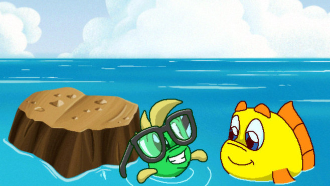 Freddi Fish Complete Pack Screenshot 3
