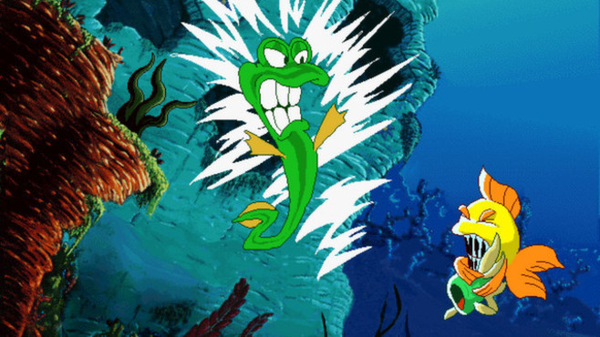 Freddi Fish Complete Pack Screenshot 7