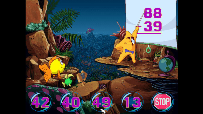 Freddi Fish and The Case of the Missing Kelp Seeds Screenshot 2