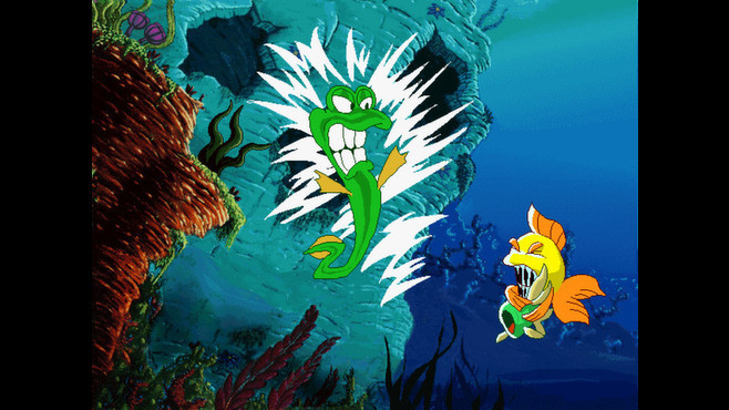 Freddi Fish and The Case of the Missing Kelp Seeds Screenshot 4