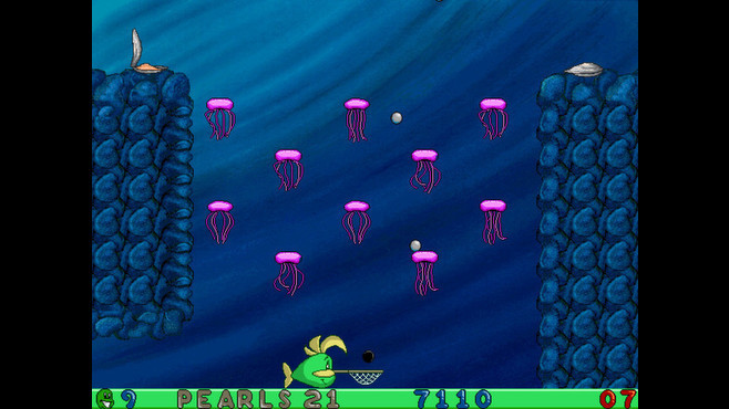Freddi Fish and Luther's Water Worries Screenshot 1