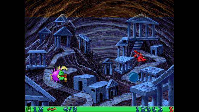 Freddi Fish and Luther's Water Worries Screenshot 2