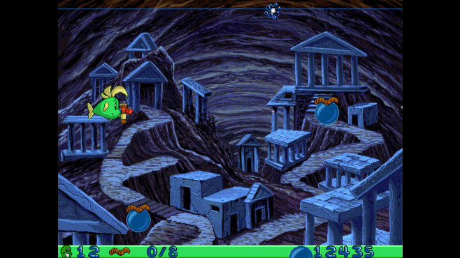 Freddi Fish and Luther's Water Worries Screenshot 4
