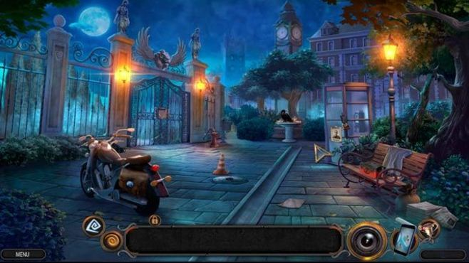 Fright Chasers: Soul Reaper Collector's Edition Screenshot 1