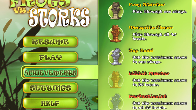 Frogs vs. Storks Screenshot 5