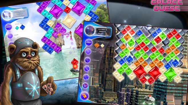 Galact Quest Screenshot 1