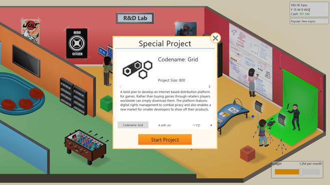 Game Dev Tycoon Screenshot 9
