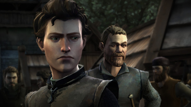 Game of Thrones - A Telltale Games Series Screenshot 2