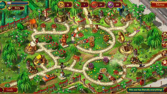 Gardens Inc. 3: A Bridal Pursuit Collector's Edition Screenshot 6