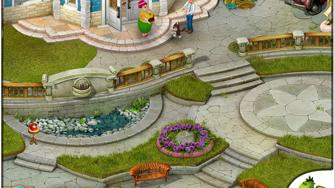 Gardenscapes 2 Screenshot 4