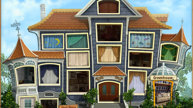 Gardenscapes: Mansion Makeover Screenshot 1