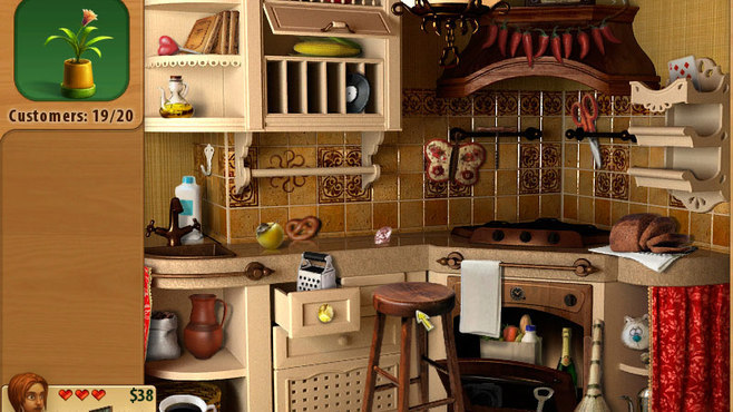 Gardenscapes: Mansion Makeover Screenshot 2