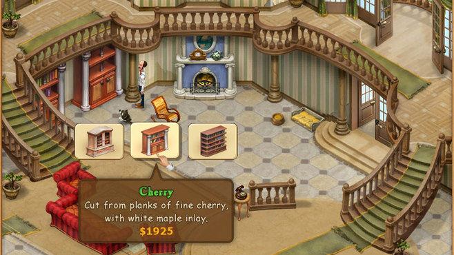 Gardenscapes: Mansion Makeover Screenshot 4