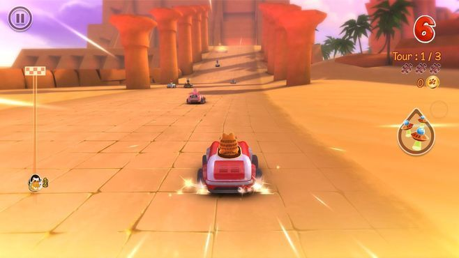 Garfield Kart Screenshot 7