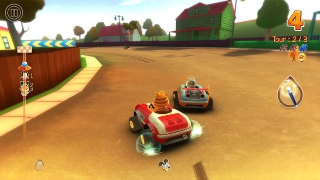 Garfield Kart Screenshot 8