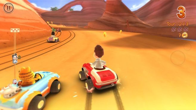 Garfield Kart Screenshot 9