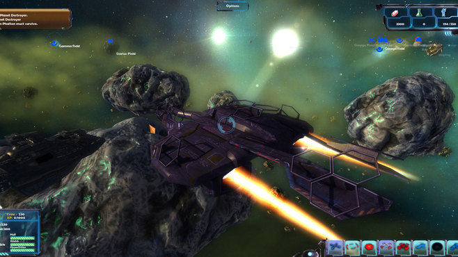 Gemini Wars Screenshot 6