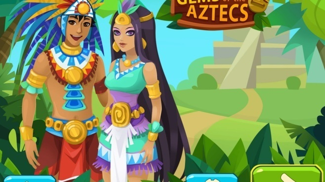 Gems of the Aztec Screenshot 1