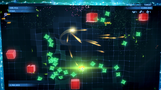 Geometry Wars 3: Dimensions Screenshot 1
