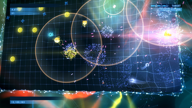 Geometry Wars 3: Dimensions Screenshot 3