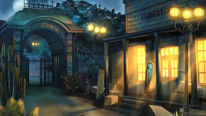 Ghost Encounters: Deadwood - Collector's Edition Screenshot 3