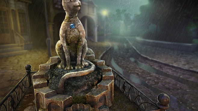 Ghost Towns: Cats of Ulthar Collector's Edition Screenshot 7