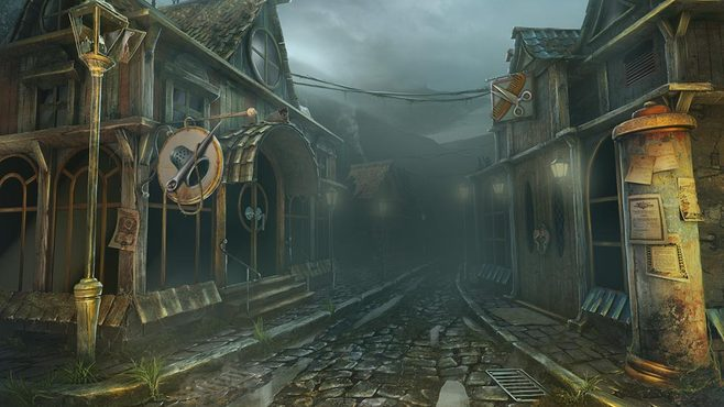 Ghost Towns: Cats of Ulthar Collector's Edition Screenshot 8
