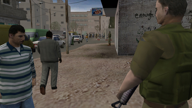 Global Conflicts: Palestine Screenshot 1