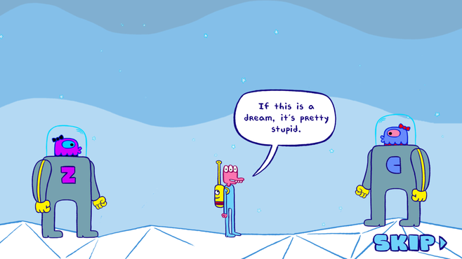 Glorkian Warrior Screenshot 3