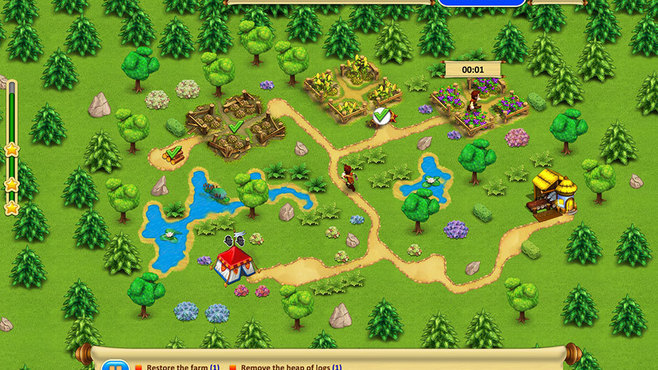 Gnomes Garden 2 Screenshot 1