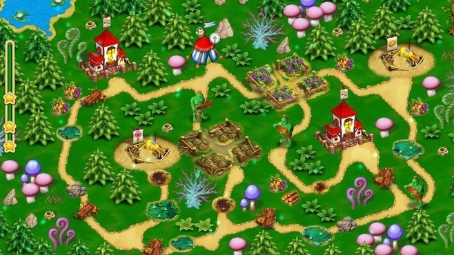 Gnomes Garden 3 Screenshot 4