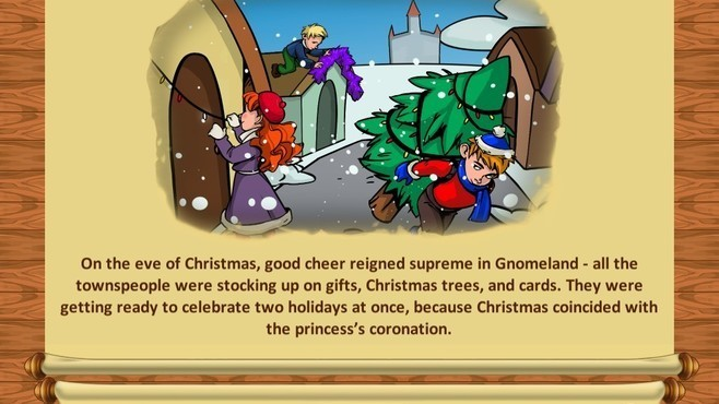 Gnomes Garden - Christmas Story Screenshot 3