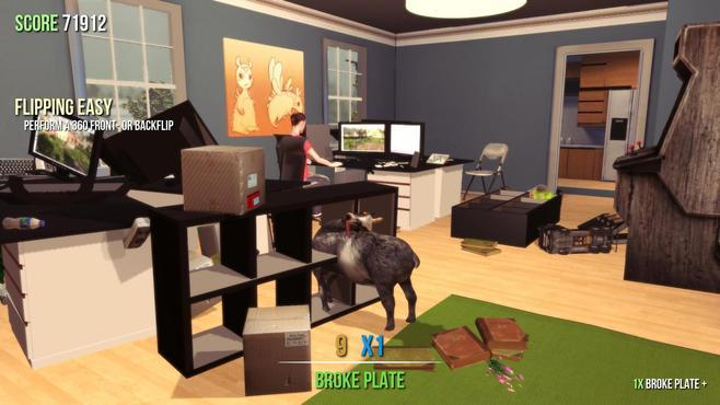 Goat Simulator Screenshot 5