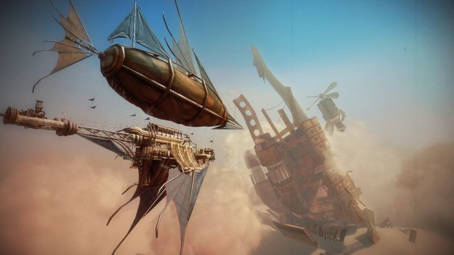 Guns of Icarus Online Screenshot 12