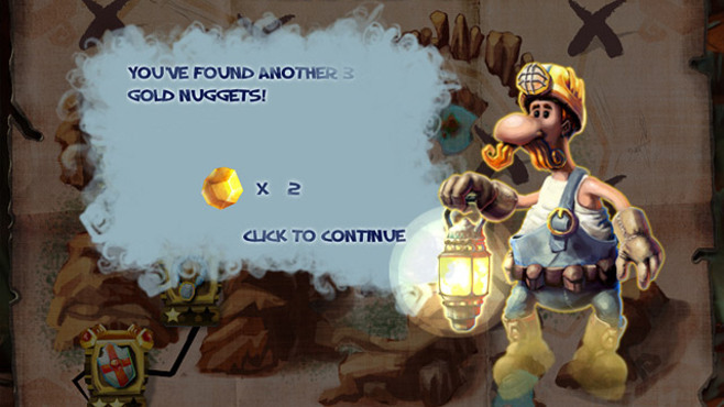 Gold Rush - Treasure Hunt Screenshot 2