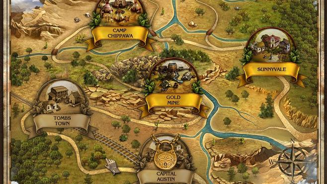 Golden Trails: The New Western Rush Screenshot 6
