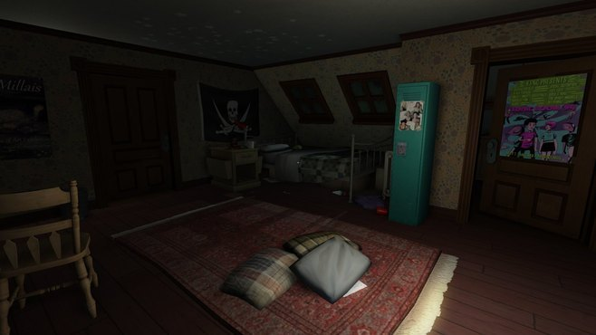 Gone Home Screenshot 1