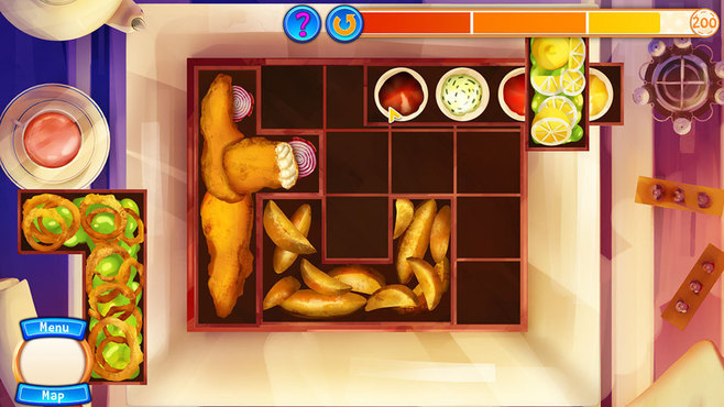 Gourmet Chef Challenge Screenshot 4