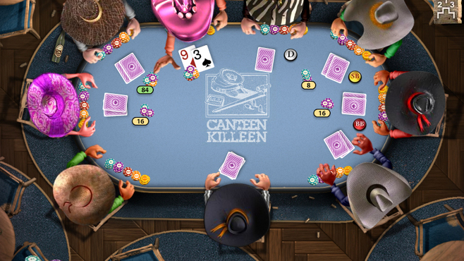Governor of Poker 2 Screenshot 4