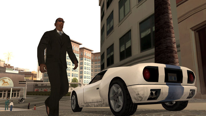 Grand Theft Auto: San Andreas Screenshot 10