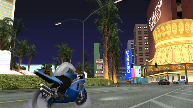 Grand Theft Auto: San Andreas Screenshot 11