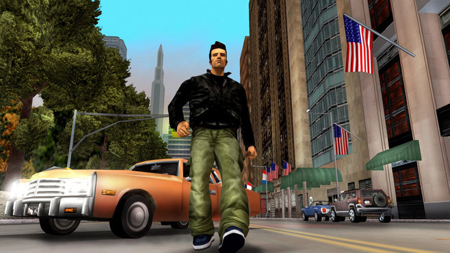 Grand Theft Auto: The Trilogy Screenshot 2