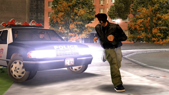 Grand Theft Auto: The Trilogy Screenshot 3